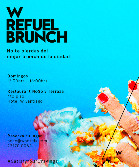 W REFUEL BRUNCH